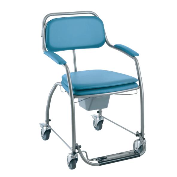 Cadeira sanitária de quarto